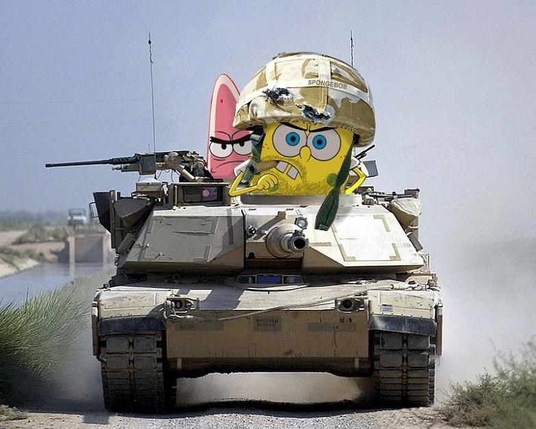 Tank-Bob